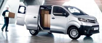 2016 Toyota Proace-8