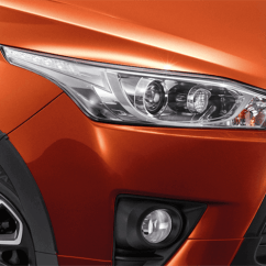 Toyota Yaris Trd Parts Aksesoris Grand New Avanza 2016 Sportivo Revealed For Thailand Exterior 3