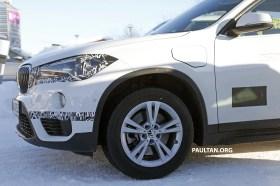 BMW X1 Plug-in Hybrid Spyshots-01