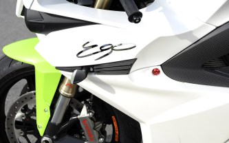Energica Ego electric motorcycle - 10