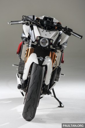 Kenstomoto Demolisher Benelli TnT600-1