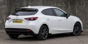 Mazda 3 Sport Black Edition UK 3