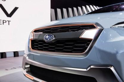 Subaru XV Concept 12