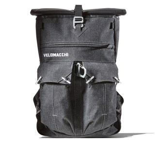 Velomacchi Speedway roll-top backpack (6)