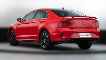 Volkswagen Lamando GTS leaked 2