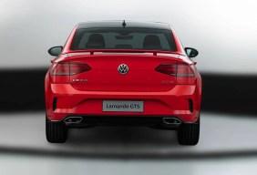 Volkswagen Lamando GTS leaked 3