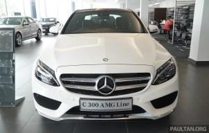 W205 Mercedes-Benz C300 AMG Line Malaysia 078
