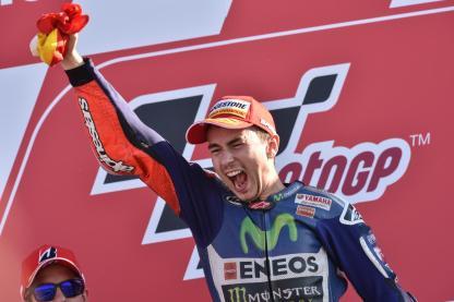 2016 Jorge Lorenzo Movistar Yamaha MotoGP - 1
