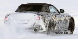 BMW Z5 spyshots-09