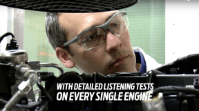 Ford Focus RS engine listeners screenshot-03