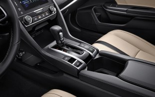 Honda Civic 220Turbo China-21