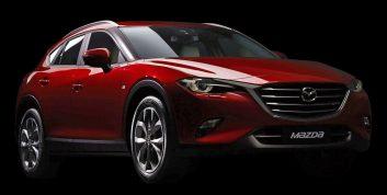 Mazda CX-4 Beijing 2016 1-1