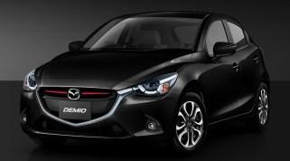 Mazda Demio 2 Black Mica