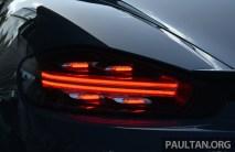Porsche 718 Boxster S Review 36