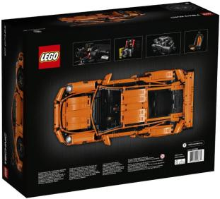Porsche 911 GT3 RS Lego Technic-01
