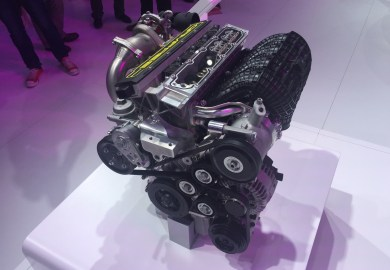 Qoros Qamfree engine-02