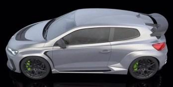 Volkswagen Scirocco R by Aspec-14