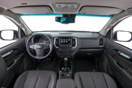 Novo Chevrolet Trailblazer 2017