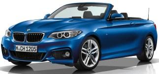 BMW 1 Series 2 Series 2017 MY update 2