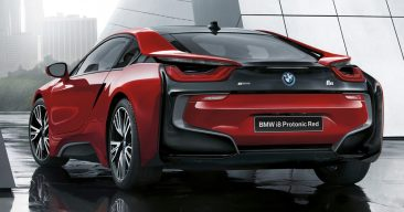 BMW i8 Celebration Edition Japan 2