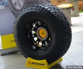 Dunlop MaxGrip AT5-01-2