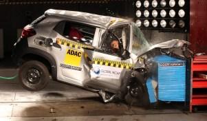 Global NCAP Renault Kwid I