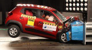 Global NCAP Renault Kwid III Driver Airbag