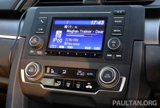 Honda Civic Thai Review 83