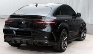 TopCar Mercedes-Benz GLE Coupe Inferno 18