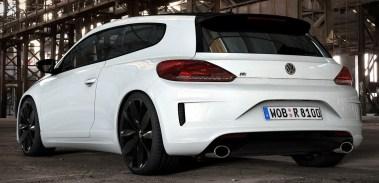 Volkswagen Scirocco R Black Style-02