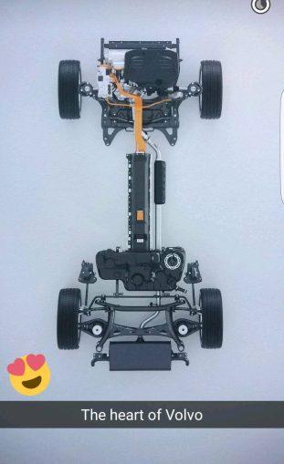 Volvo XC40 concept Snapchat 3-1