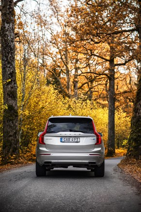 Volvo XC90 T8 Twin Engine with Polestar Performance Optimisation