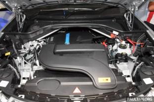 2016 BMW X5 xDrive40e ext 19