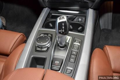 2016 BMW X5 xDrive40e int 10