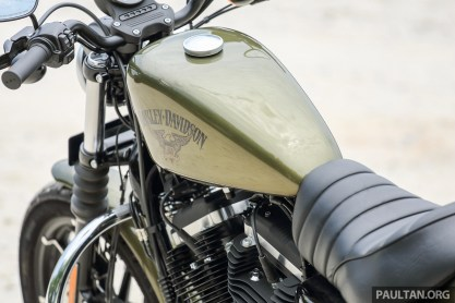 2016 Harley Davidson Iron 883 WM -36