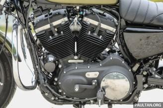 2016 Harley Davidson Iron 883 WM -38