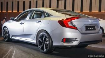 2016 Honda Civic 1.5T Premium 4