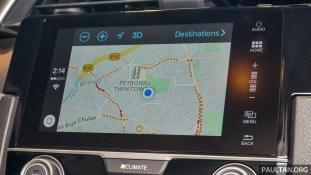 2016 Honda Civic 1.5T Premium Display Audio 8