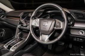 2016 Honda Civic 1.8 14