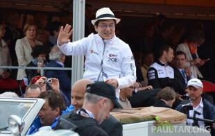 2016 Le Mans Drivers Parade 8