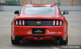 Ford Mustang 2.3 EcoBoost MY-4