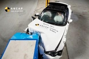Mazda MX-5 ANCAP results 2