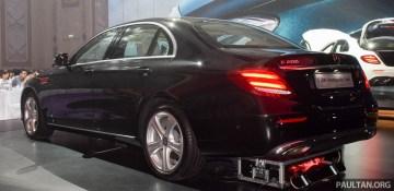 W213 Mercedes-Benz E200 Avantgarde 2