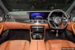 W213 Mercedes-Benz E300 AMG 22