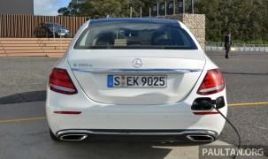 W213 Mercedes-Benz E350e PHEV Lisbon-3