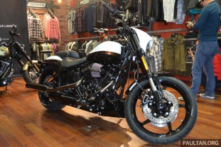 2016 Harley-Davidson launch -1