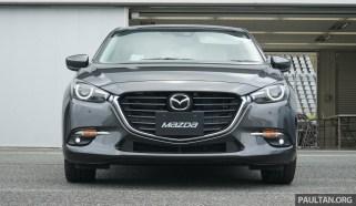 2016 Mazda 3 FL 5