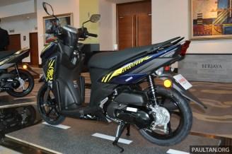 2016 Yamaha Avantiz Ego -2