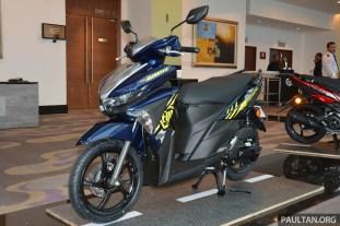 2016 Yamaha Avantiz Ego -4