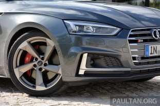 2017 Audi S5 Review 36